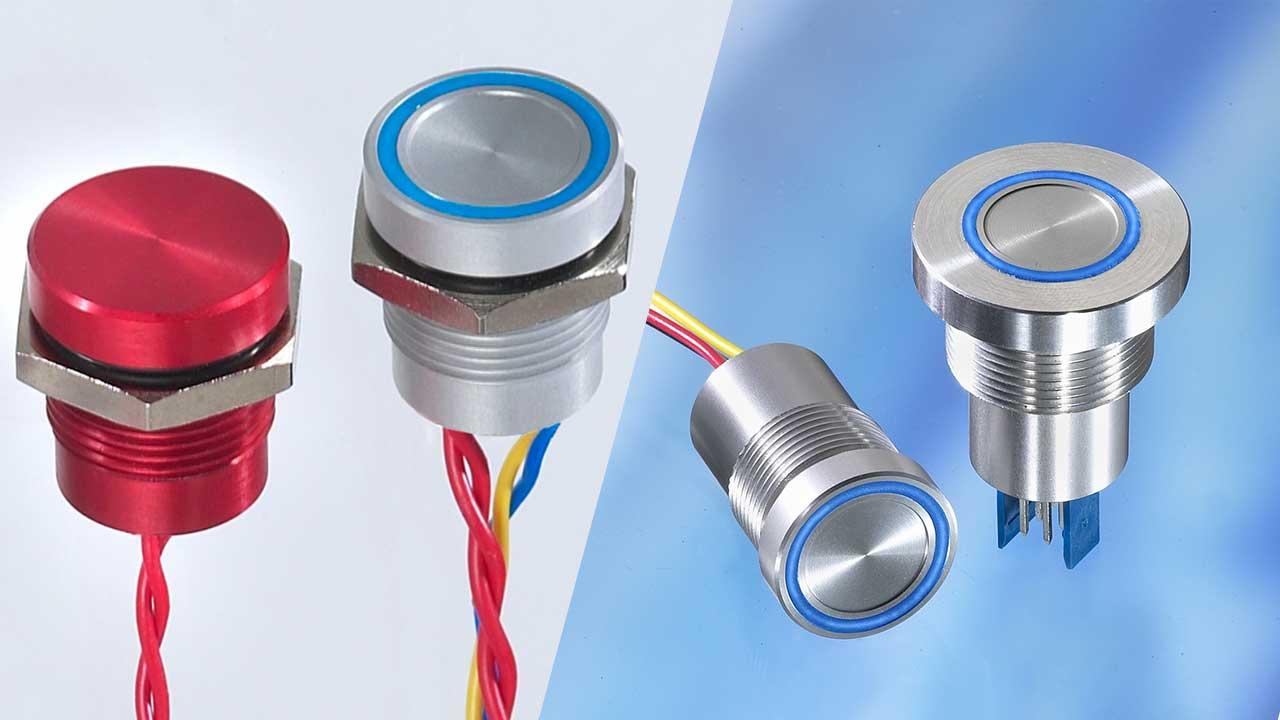 Piezoschalter/ Kapazitive-Schalter / Taster