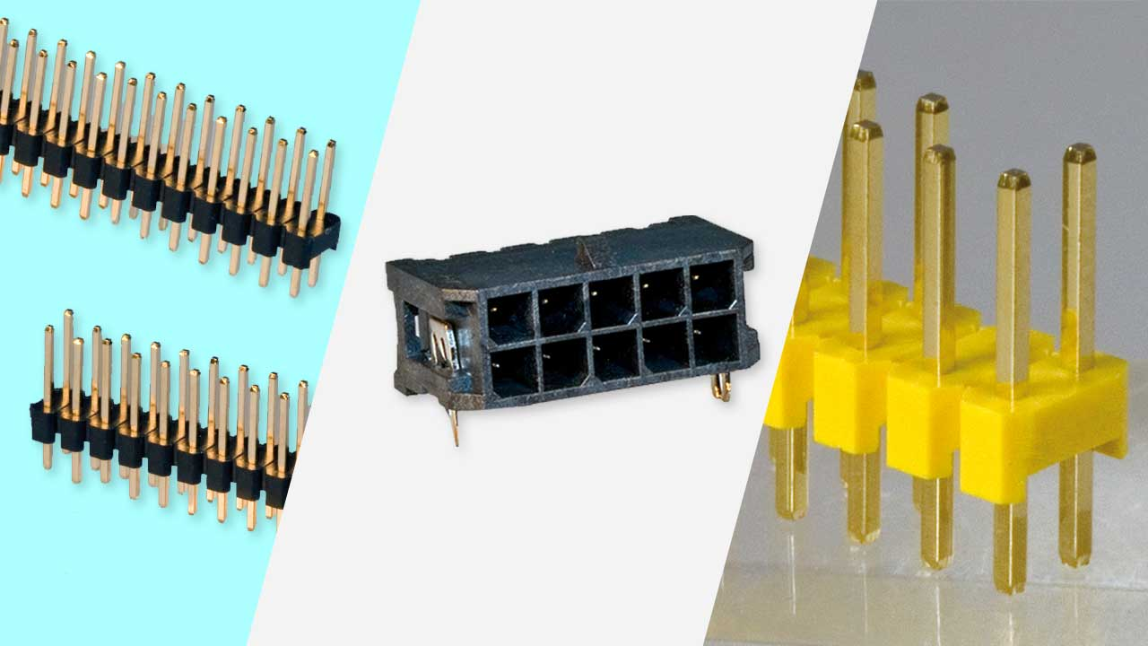 Leiterplatten- & Kabelverbinder(W+B Steckverbinder)