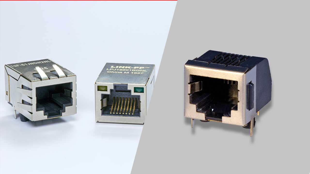 Modular Jack / Plug
